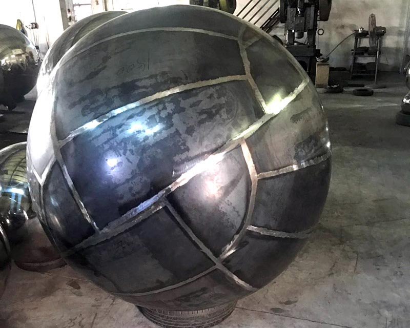 60 inch Hollow Carbon Steel Sphere